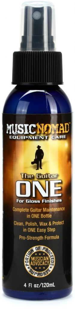MusicNomad's The Guitar One