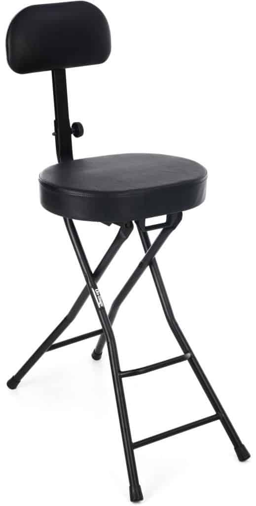 On-Stage Stands DT8000 Guitar Chair with Hanger